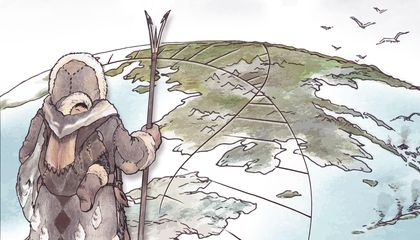 Ancient DNA Reveals Complex Story of Human Migration Between Siberia and North America