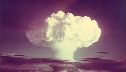 Particles From Cold War Nuclear Bomb Tests Found in Deepest Parts of the Ocean