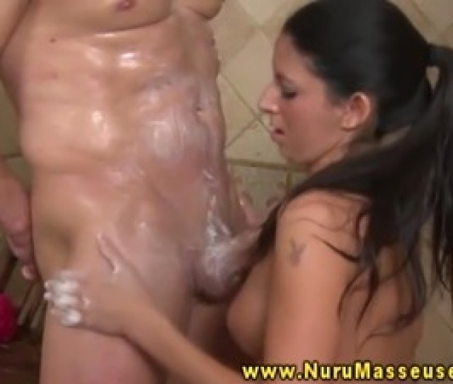 Babes Erotic Massges Cock With Her Mouth In The Hot Tub