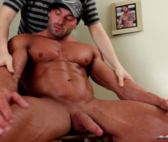 Muscle Worship And Big Cock