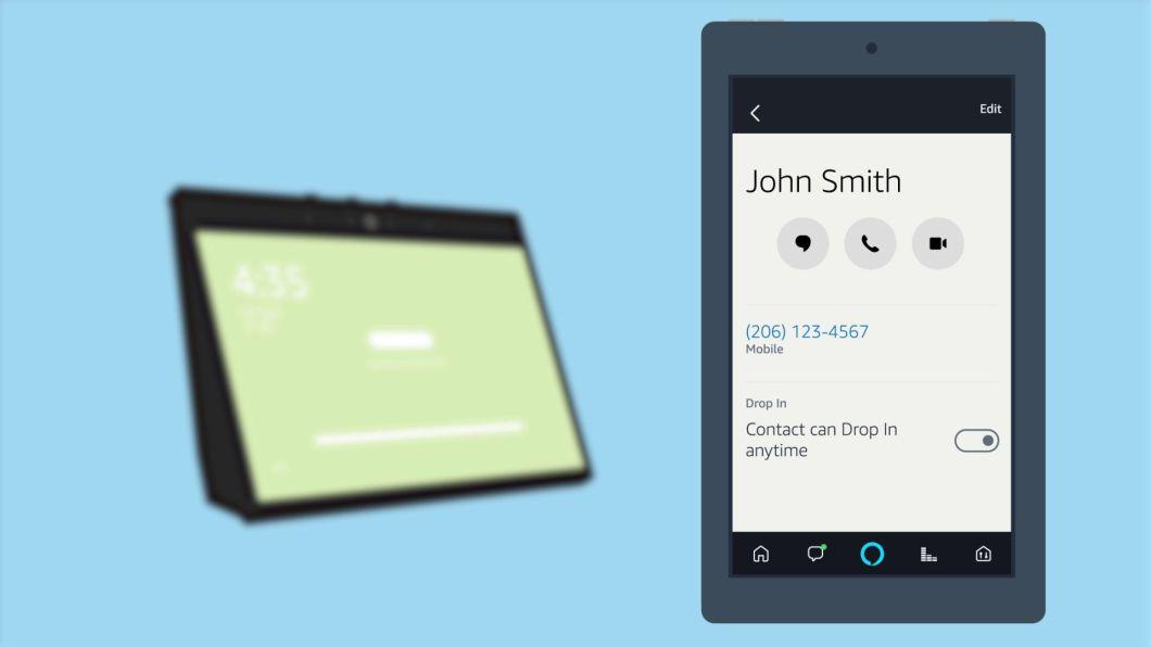 calling with echo dot - Alexa