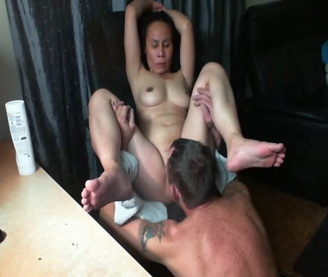 Mature Asian Licked And Eaten To Orgasm Watching Porn At Homemoviestube Com