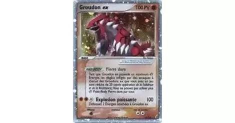 groudon ex carte pokemon 93 100