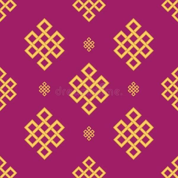 Бесконечный благоприятный комплект узла Орнамент Китая ...