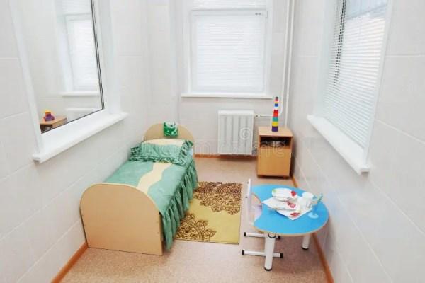 палата стационара кроватей стоковое фото. изображение ...