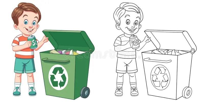 Garbage Kids Stock Illustrations 1 029 Garbage Kids