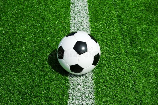 футбольный мяч черно белый стоковые фото - Скачивайте 290 ...