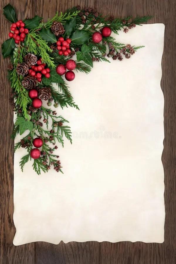 Abstract Christmas Border Stock Photo Image 58231519