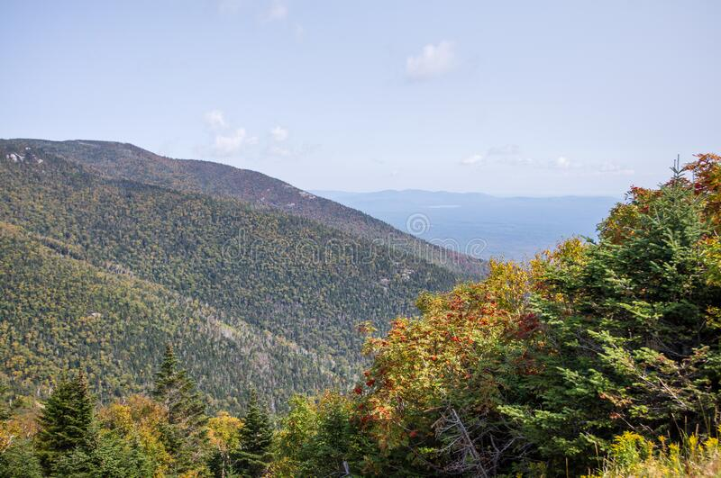 The standard approach is by the blueberry ledge trail to the south summit ledges, then along the rollins trail to the (unmarked) summit (rt: 165 Whiteface Mountain Summit Photos Free Royalty Free Stock Photos From Dreamstime