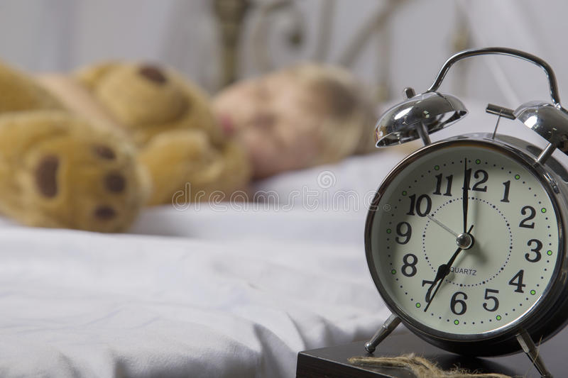 Best Alarm Bedside - alarm-clock-standing-bedside-table-wake-up-asleep-young-girl-stopping-bed-morning-98984625  Image_563246.jpg