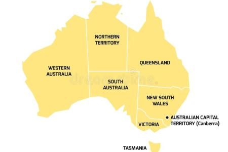 map of australian states and territories if you like the image or like this post please contribute with us to share this post to your social media or