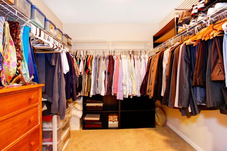 Tips to take care of your closet and clothes:
