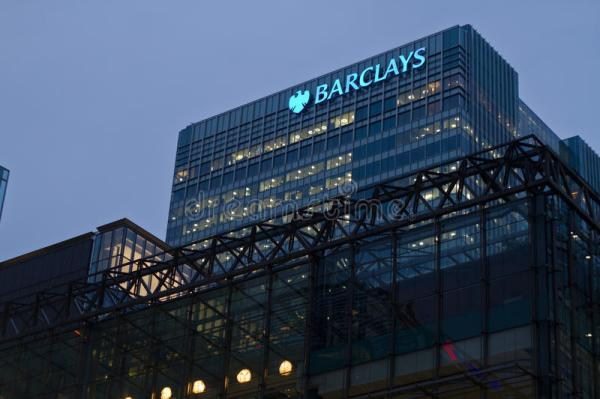 Barclays editorial stock image. Image of logo, corporate ...