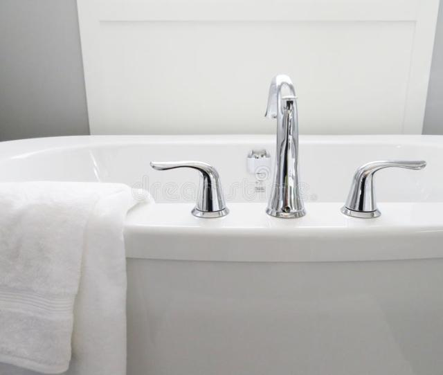 Bathroom Bathtub Ceramic Free Public Domain Cc Image