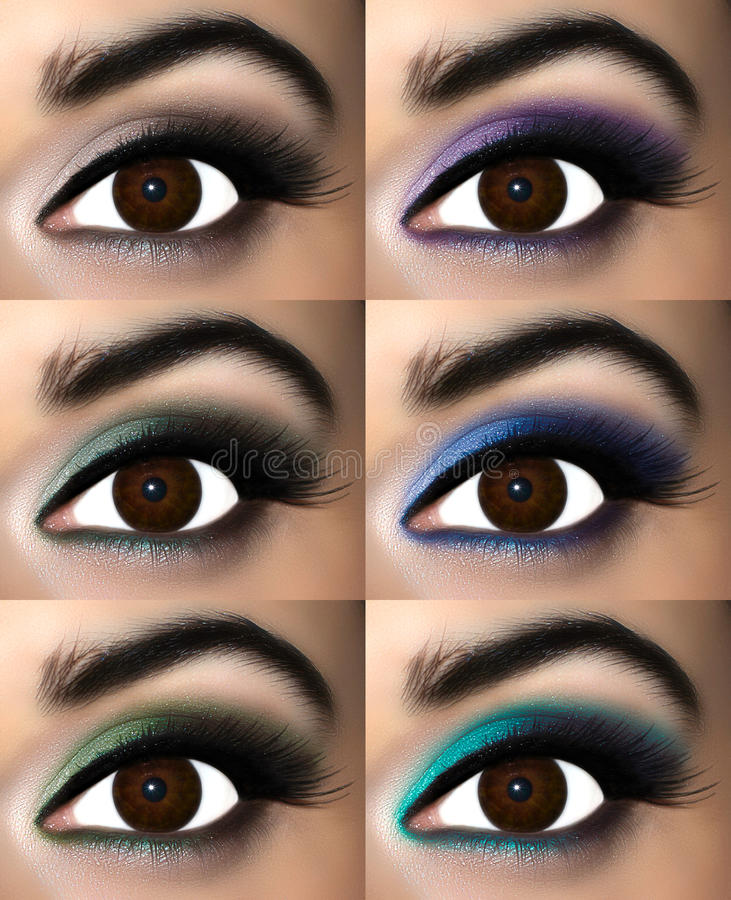 Eye Makeup Colors For Brown Eyes Makeupsite