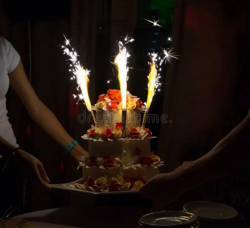 Birthday Cake Sparklers The Best Cake Of 2018