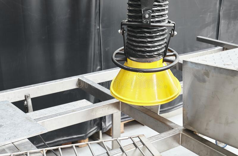 close up picture of welding vent hood stock photo image of extractor people 197120740