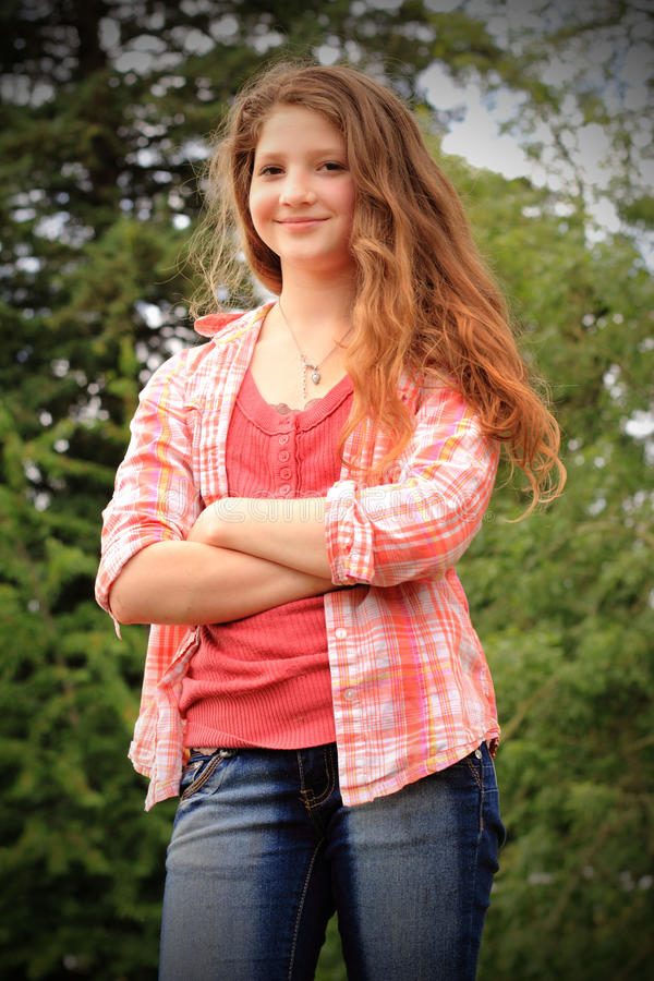 Closeup Smiling Country Teen Stock Image - Image of smile ... on Small:zikqrscfop8= Teenage Girls  id=76676