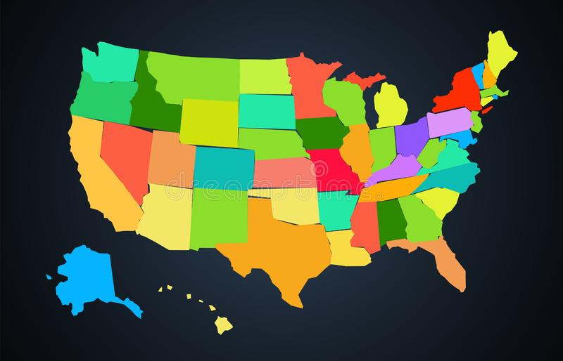 I think the data is a bit noisy, but it's interesting nonetheless. United States Map Cartoon Stock Illustrations 822 United States Map Cartoon Stock Illustrations Vectors Clipart Dreamstime