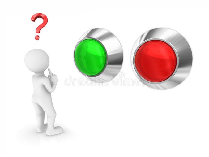 3d Small People. On / Off Buttons. Stock Illustration - Illustration of question, concept: 91083053