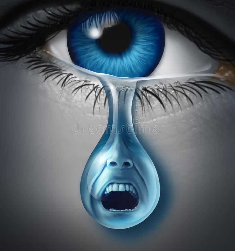 Pictures People Crying Sadness