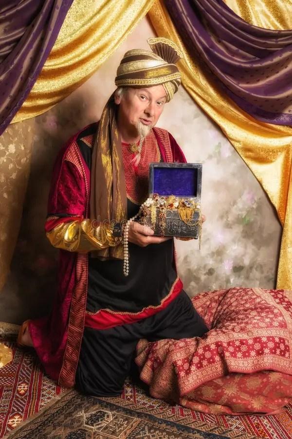 Fairytale Treasure Royalty Free Stock Image Image 33765756