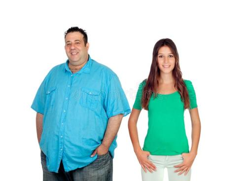 499 Slim Man Fat Woman Photos - Free & Royalty-Free Stock Photos from Dreamstime