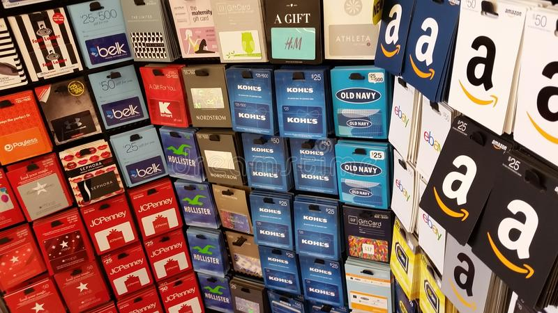 Gift Cards Amazon Old Navy Macys Kmart And More