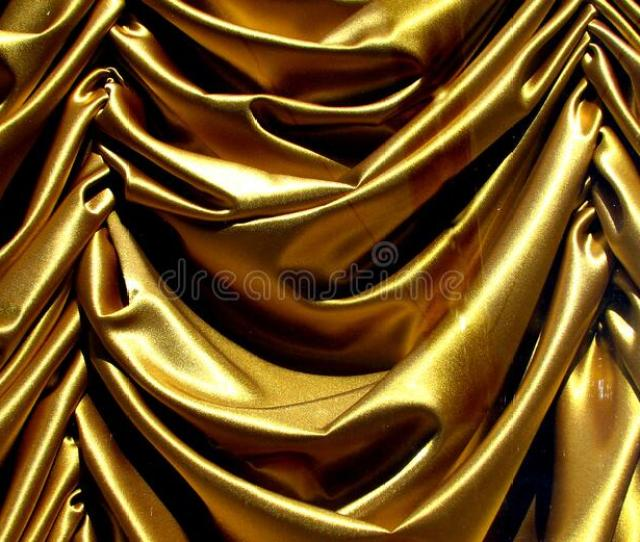 Gold Swag Curtain Free Public Domain Cc Image