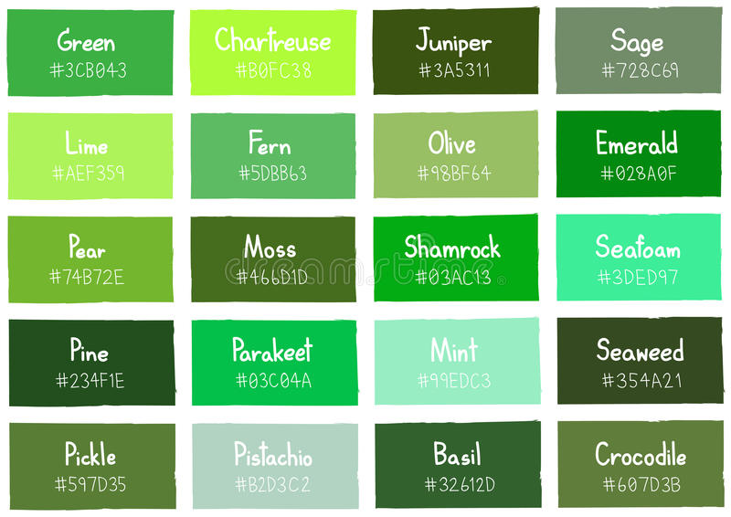 Seafoam Chart Moss And Color