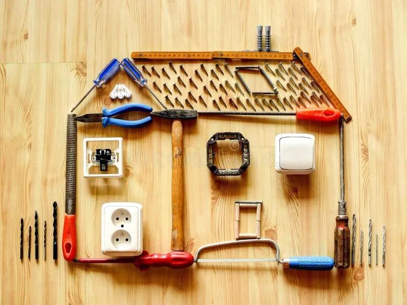 Home Improvement Concept Stock Photo Image 57655426