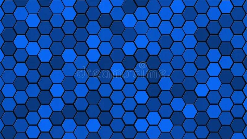 honeycomb grid tile random background