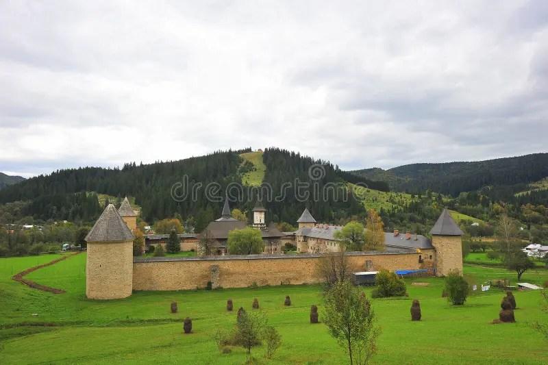 Paysage En La Moldavie, Roumanie Photo stock - Image du ...