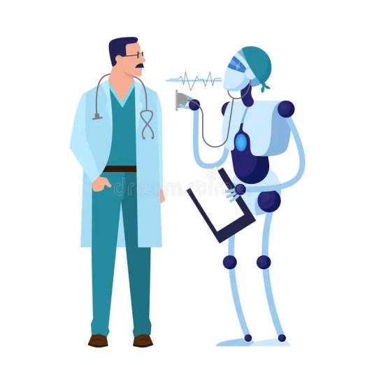Robot Doctor Stock Illustrations – 1,538 Robot Doctor Stock Illustrations,  Vectors & Clipart - Dreamstime