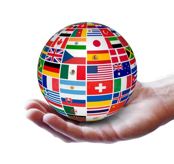 International Global Business Concept Stock Image - Image ...