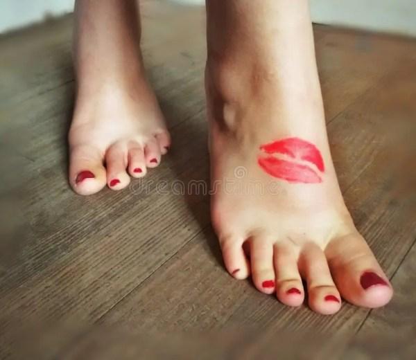 Foot Kiss Stock Photos - Download 869 Royalty Free Photos