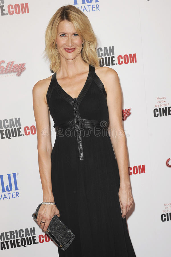 Laura Dern editorial stock photo. Image of premiere ...
