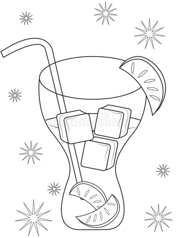 lemon coloring page # 13