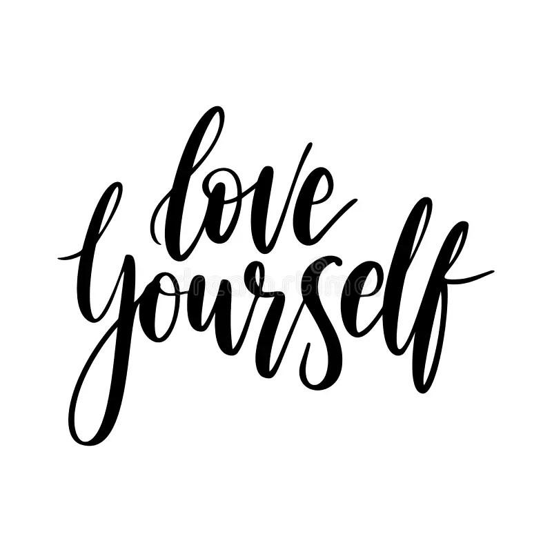Download Believe In Yourself - Vector Quote. Positive Motivation ...