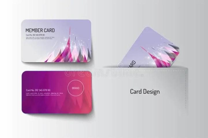 Member Card Design | Carsjp.com