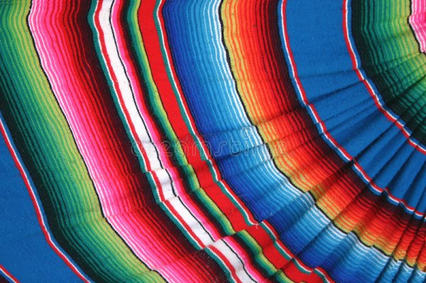 Mexican colours stock image. Image of yellow, pink ...