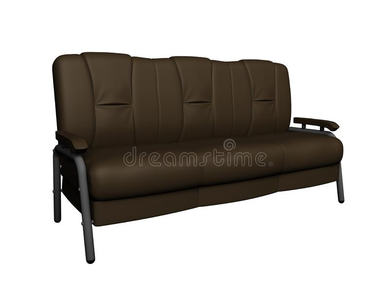 921 couch side view stock illustrations