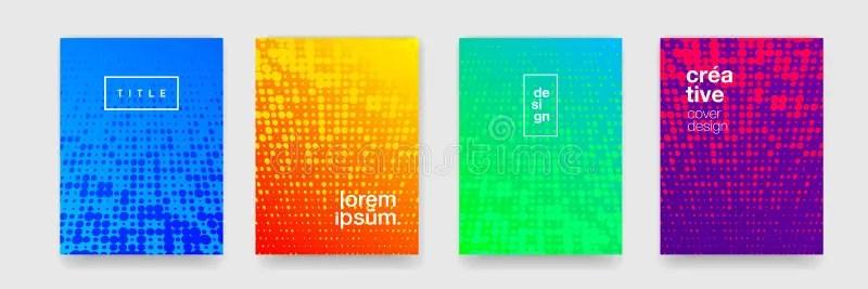 ments abstraits de design de couleurs