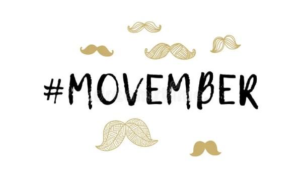 Movember Men Health Man Prostate Cancer November Awareness ...