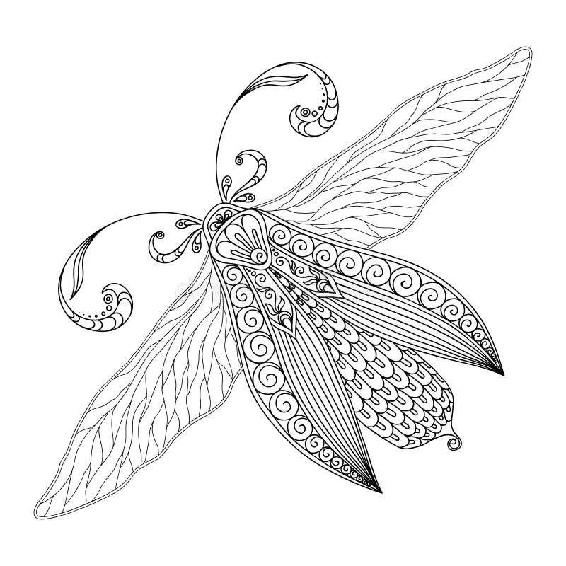 Muster Fr Malbuch Henna Mehendi Tattoo Style Doodles