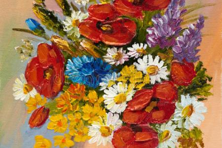 Paintings Of Flowers In Vases 4k Pictures 4k Pictures Full Hq