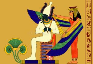 Osiris Isis Stock Illustrations – 300 Osiris Isis Stock Illustrations,  Vectors & Clipart - Dreamstime