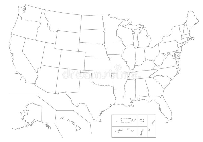 )(n.) (1) something that establishes or serves as a pattern for reference. United States Map Outline Stock Illustrations 25 420 United States Map Outline Stock Illustrations Vectors Clipart Dreamstime