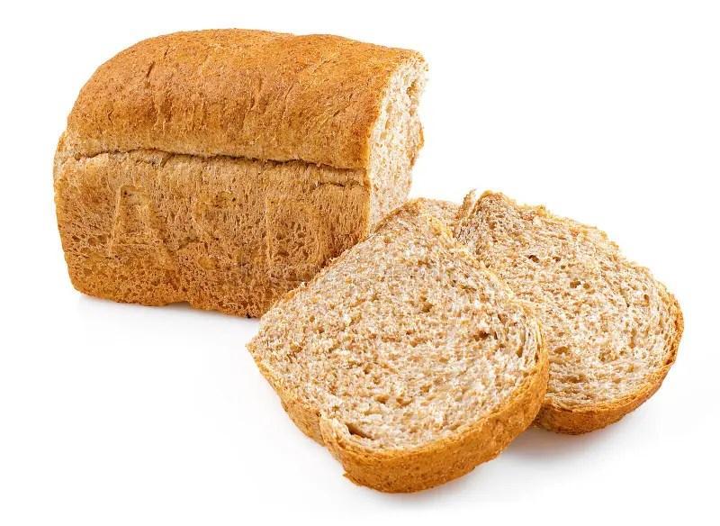 pains entiers de pain de texture sur un