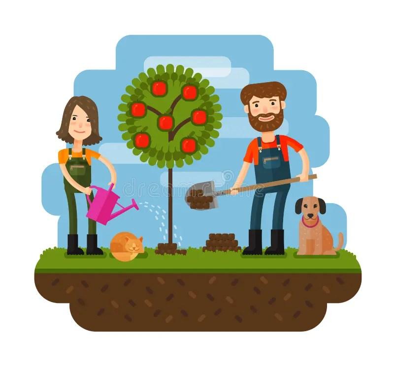 Bad Soil Farming Cllip Art